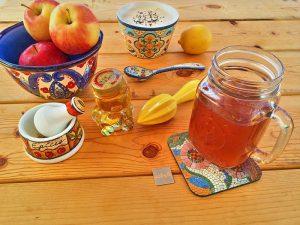 خرید عمده چای سیب