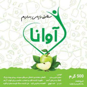 فروش چای سیب بسته بندی