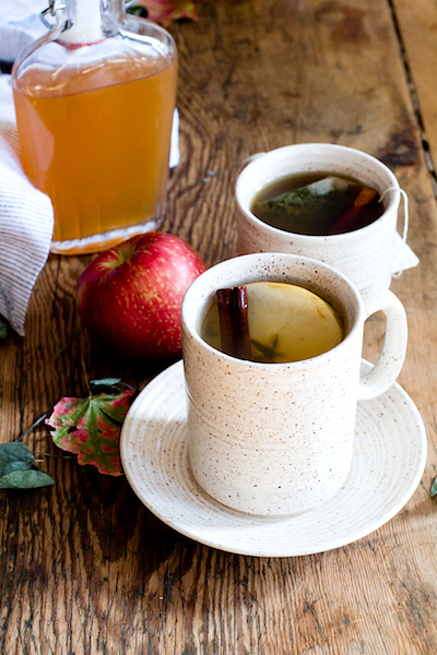 چایی سیب
