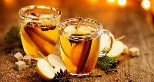 توزیع انواع چایی سیب