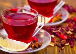 توزیع چایی ترش ایرانی