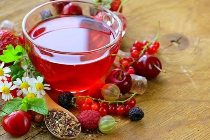 مرکز فروش بهترین چای میوه در شیراز