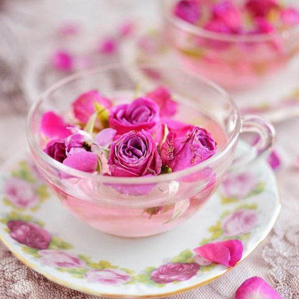 صادرات چای غنچه گل محمدی