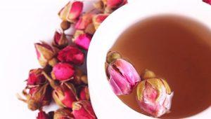 خرید و فروش مستقیم چای غنچه گل محمدی در شیراز