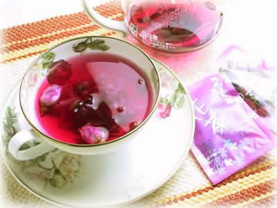 قیمت بهتربن چای غنچه گل محمدی