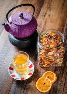 خرید و فروش جدیدترین چای میوه در اصفهان