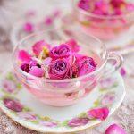 فروش عمده چای غنچه گل محمدی در اصفهان